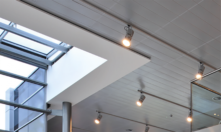 Sas 120 Metal Ceiling Potter Interior Systems