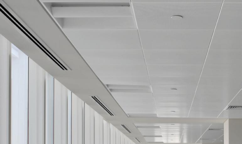 Sas 150 Metal Ceiling Potter Interior Systems
