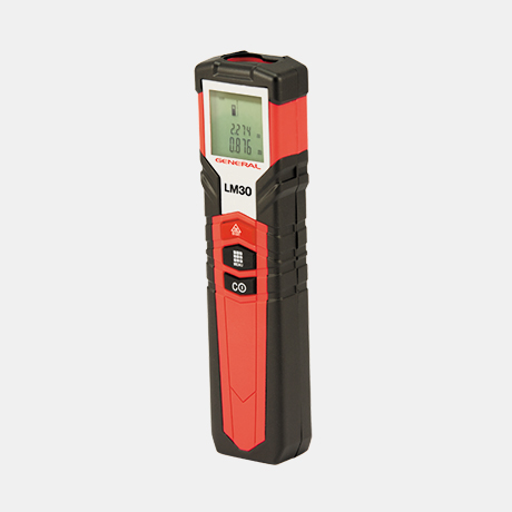 Spot-On GENERAL LM30 30m Laser Distance Measurer