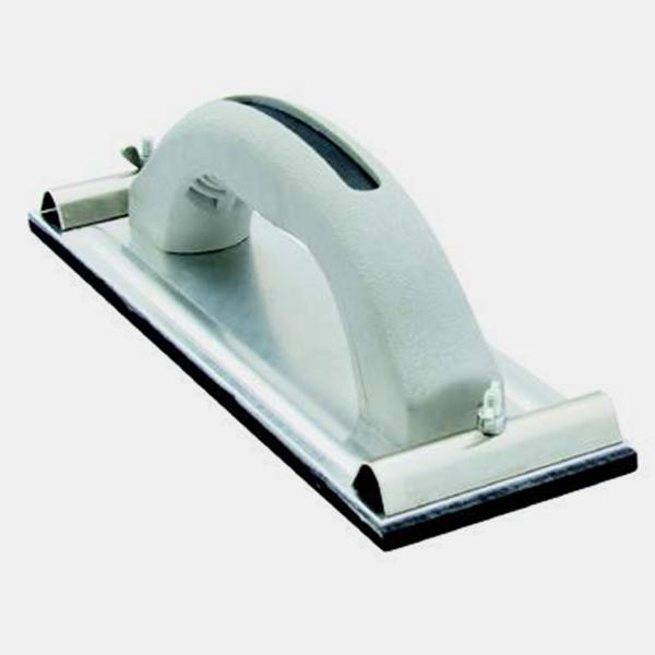 GTPRO Hand Sander - Aluminium