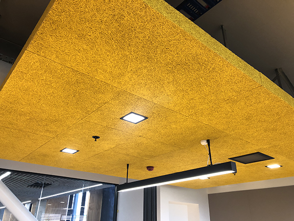 Heradesign Acoustic Panels Potter Interior Systems