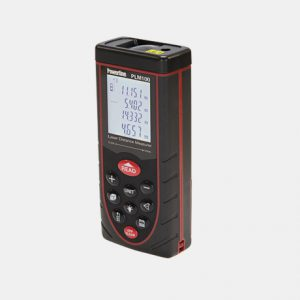 Spot-On POWERLINE PLM100 100m Laser Distance Measurer