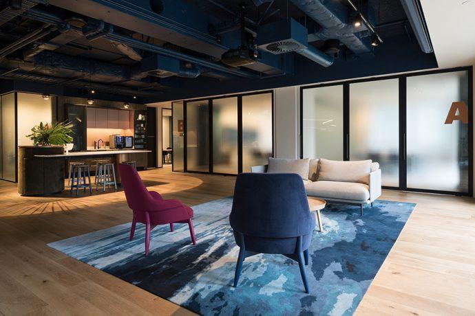 Kiwi Property Group Potter Interior Systems