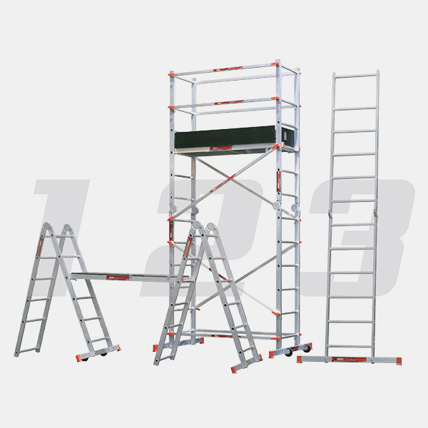 GTPRO Multi-Functional Scaffold Unit with Stabilizer Legs