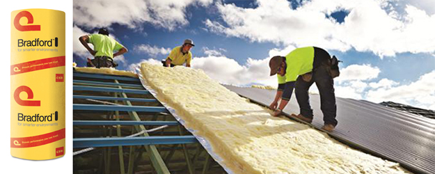 Bradford Glasswool Anticon Potter Interior Systems