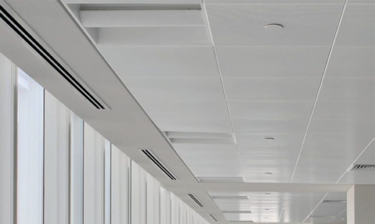 Sas 150 Metal Ceiling Potter Interior Systems