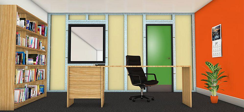 Rondo Duplex Internal Stud Framing System Potter