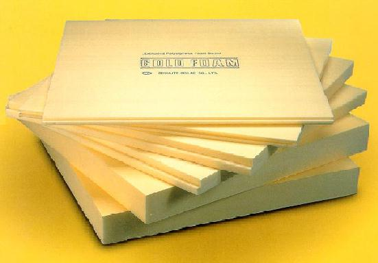 Extruded Polystyrene Potter Interior Systems