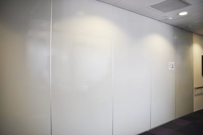 Floor To Ceiling Whiteboard Wall Systems Potter Interior
