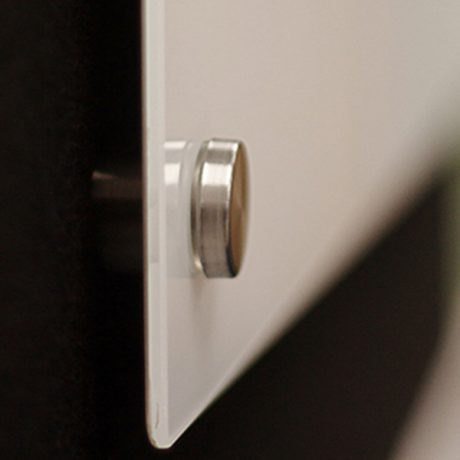 Glassboard - White 900x600mm