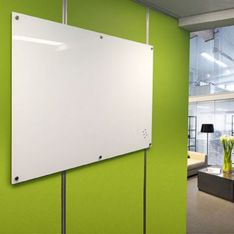 Glassboard - White 1800x1200mm