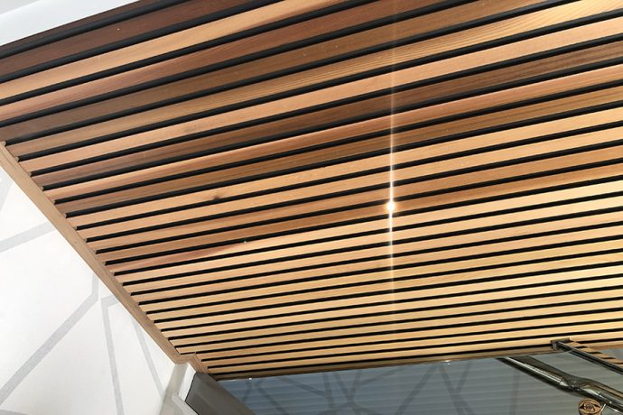 Castelation-Ceiling-Wall-Cladding-Timber
