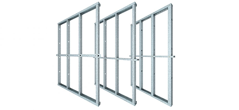 Rondo Steel Stud Amp Track Wall Framing System Potter