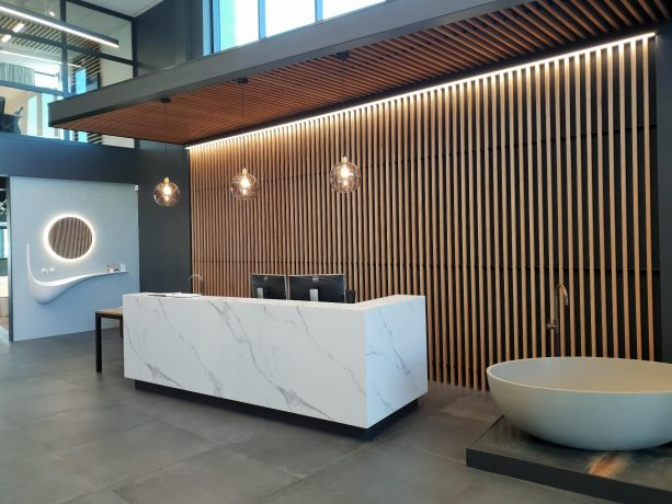 Austratus Timber Ceiling Wall System Potter Interior
