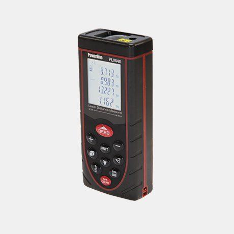 Spot-On POWERLINE PLM40 40m Laser Distance Measurer