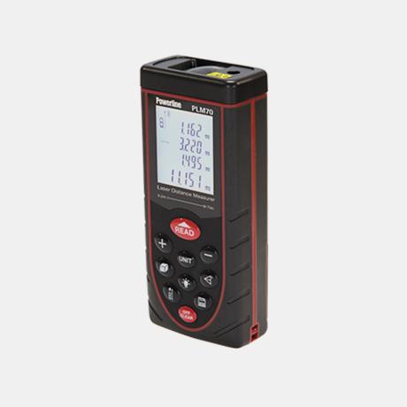 Spot-On POWERLINE PLM70 70m Laser Distance Measurer