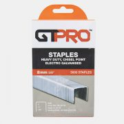 GTPRO Staples 8mm 5000pk