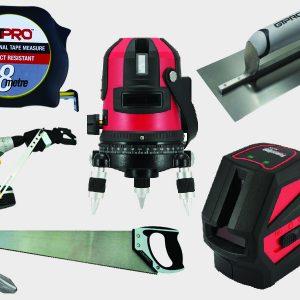 Tools + Site Equipment