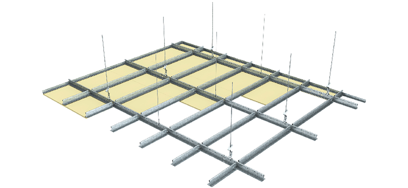 Rondo Xpress 174 Drywall Grid System Potter Interior Systems